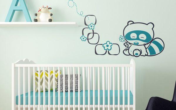 Vinilos decorativos infantiles para las habitaciones de los pequeños