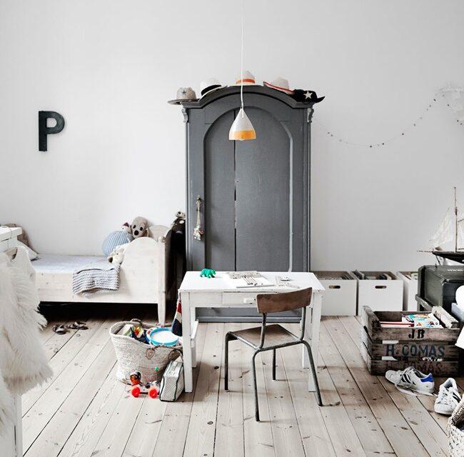 Empieza 2019 con una habitación infantil diferente