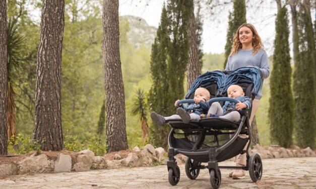 ¿Eligiendo cochecito para tu bebé? El nuevo VentT de Niu te encantará