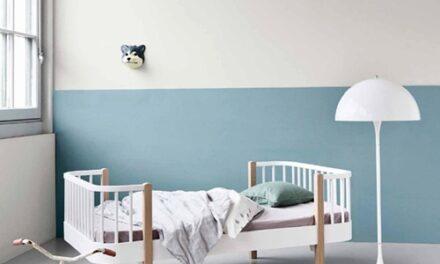 Los colores para una habitación infantil que se llevan en 2019