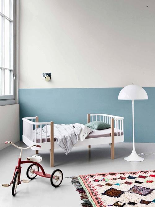 Los colores para una habitación infantil que se llevan en ...