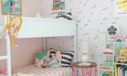 Guía para amueblar una habitación infantil pequeña