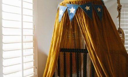 Decorar con ocre las habitaciones infantiles