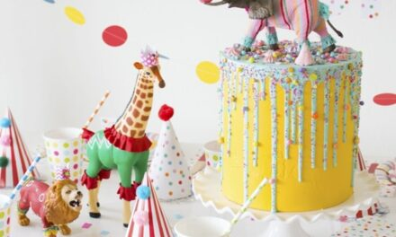 Descubre la decoración de tartas infantiles más divertida