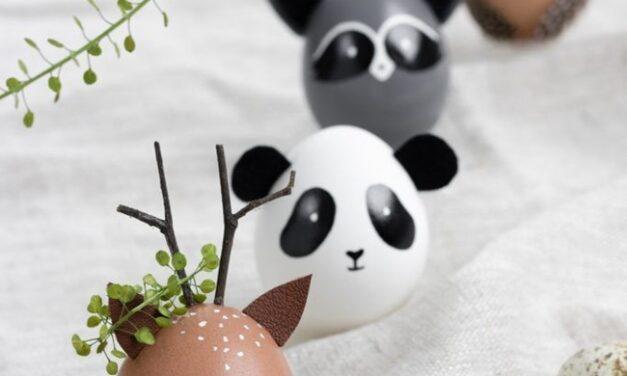 Decorar huevos de Pascua: un DIY con tus hijos
