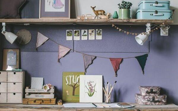 Ideas para zonas de estudio infantil