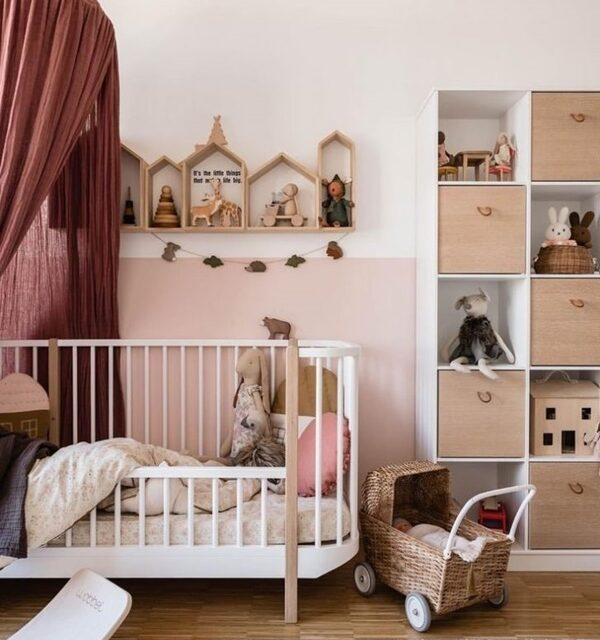 Claves para crear un espacio bonito y práctico para tu hijo