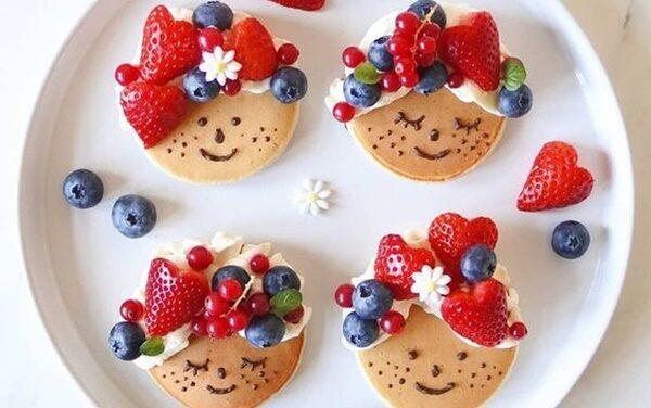 Los desayunos más divertidos para tus peques
