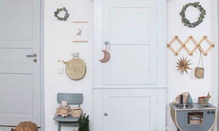 Inspiración en Instagram: habitación infantil con detalles azul pastel