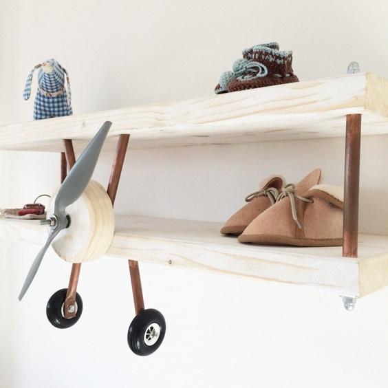 6 ideas de decoración DIY infantil