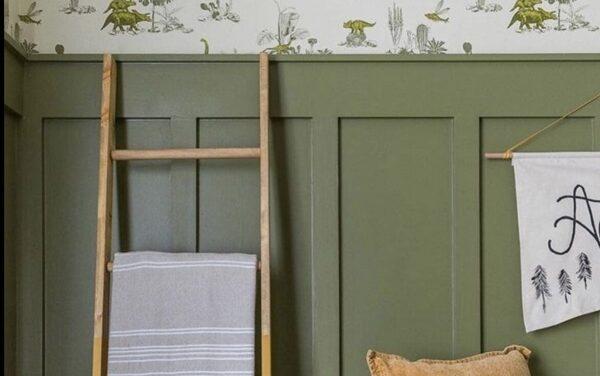 Los colores favoritos de tu hijo para decorar: el verde