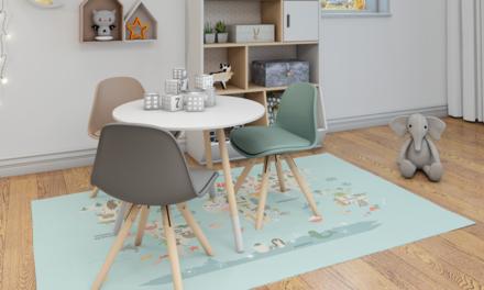 Rebajas del 15% en las alfombras de Menudos Cuadros
