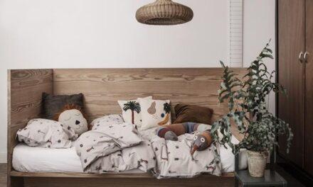 Decoración infantil escandinava con Ferm Living