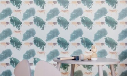 Nofred, una marca danesa para decorar infancias