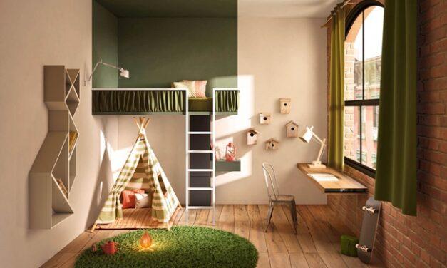 Lago: muebles infantiles de diseño