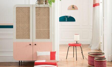 Bonton y Sarah Lavoine: Muebles infantiles de estilo pop