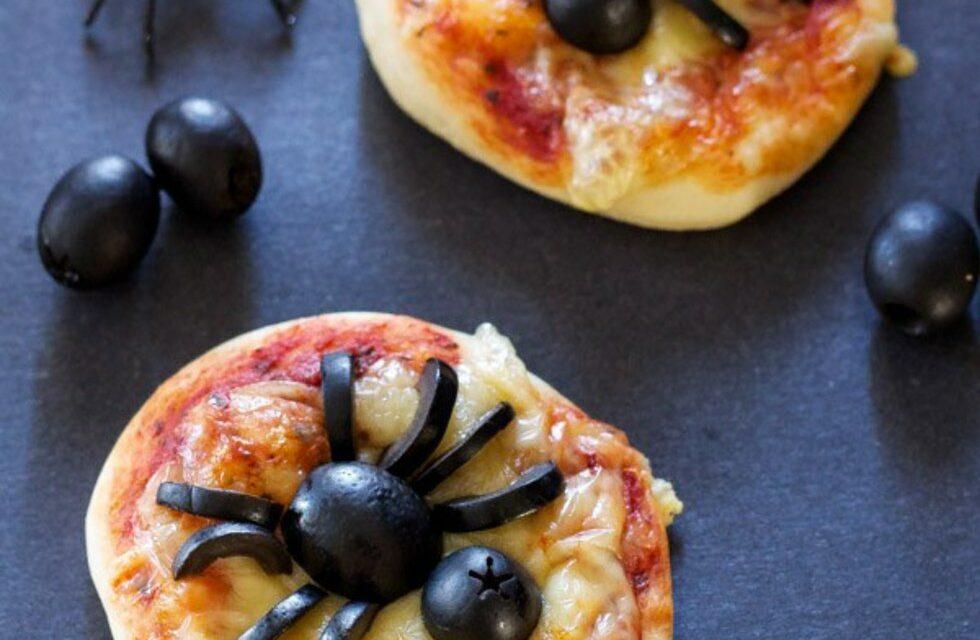7 Recetas de aperitivos de Halloween para niños