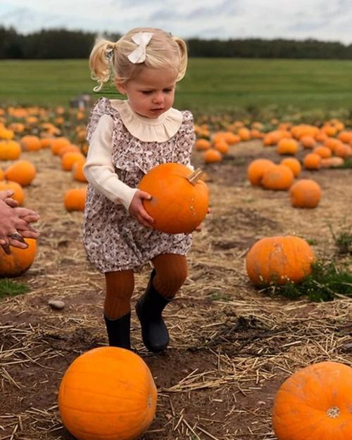 Cómo vestir a tu bebé en otoño