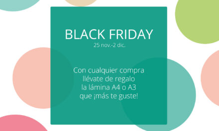 Black Friday en Menudos Cuadros