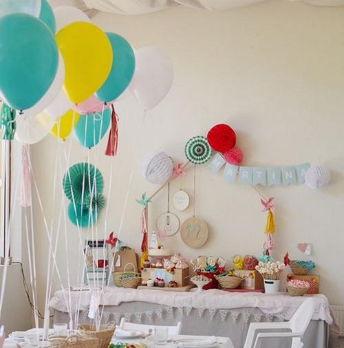 La mesa de dulces perfecta