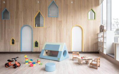 Una guardería Montessori en Taipei