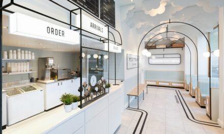 Milk Train arquitectura e interiorismo que nos inspira