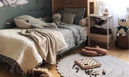 Accesorios de croché para habitaciones infantiles
