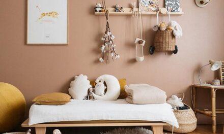 Inspiración en Instagram: una habitación infantil Montessori