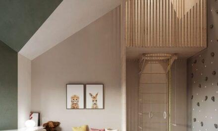 6 habitaciones infantiles dinámicas que te enamorarán