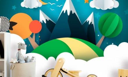 Cómo decorar una habitación infantil