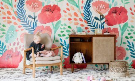 Papeles pintados y murales de Anewall