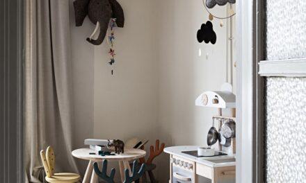 Decoración infantil nórdica: una habitación que enamora