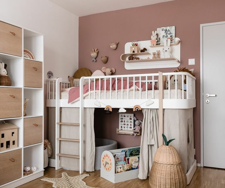 Una habitación infantil mágica