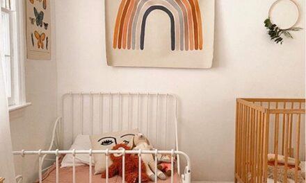 Claves para un dormitorio infantil retro