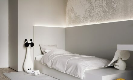Dos habitaciones juveniles de diseño