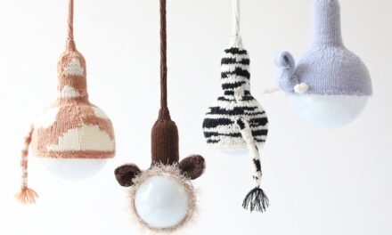 Fairy Tales: lámparas infantiles con formas de animales