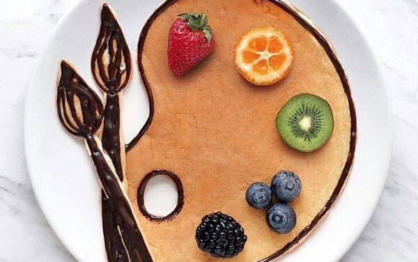 5 desayunos con tortitas divertidas para tus hijos