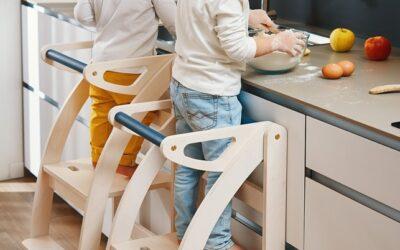 Muebles Montessori en ettomio