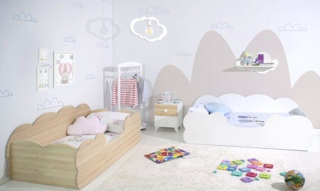 Las camas Montessori de Bainba