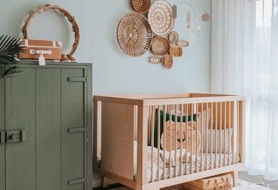 Habitaciones unisex para bebé
