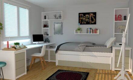 ¿Renuevas la habitación de tus hijos? Descubre las habitaciones 3D