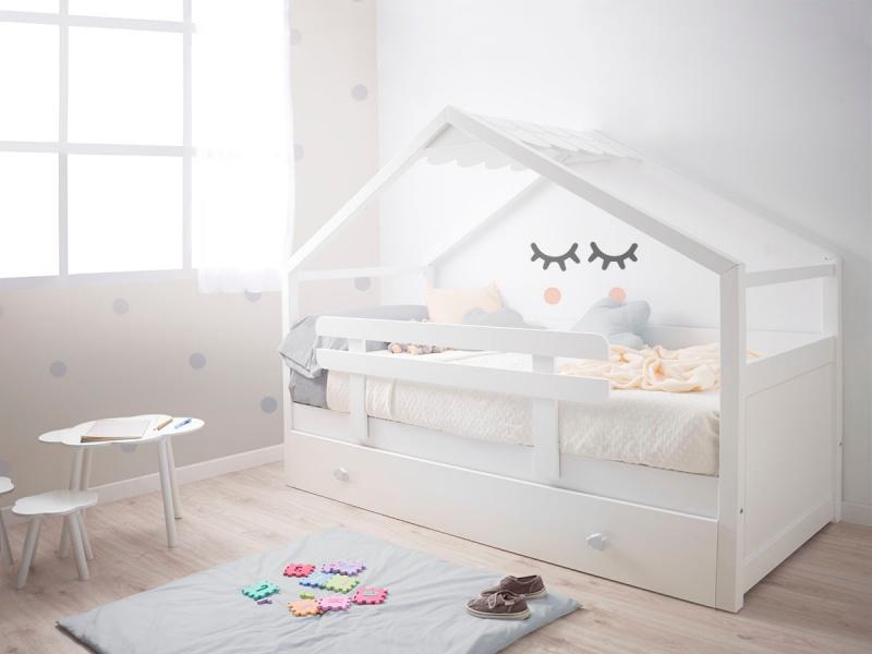Las camas casita de Bainba