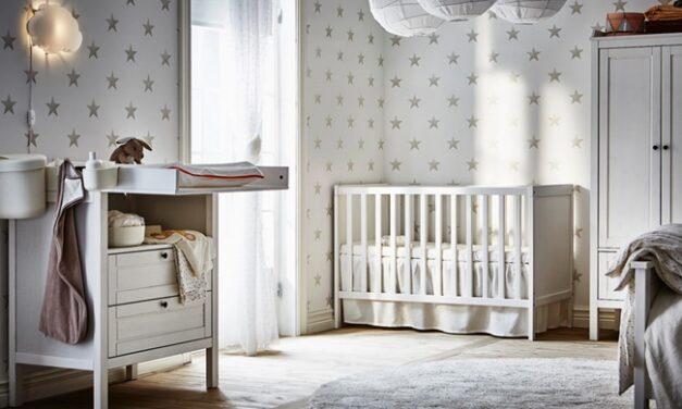 Padres primerizos: cómo organizar la habitación de tu bebé