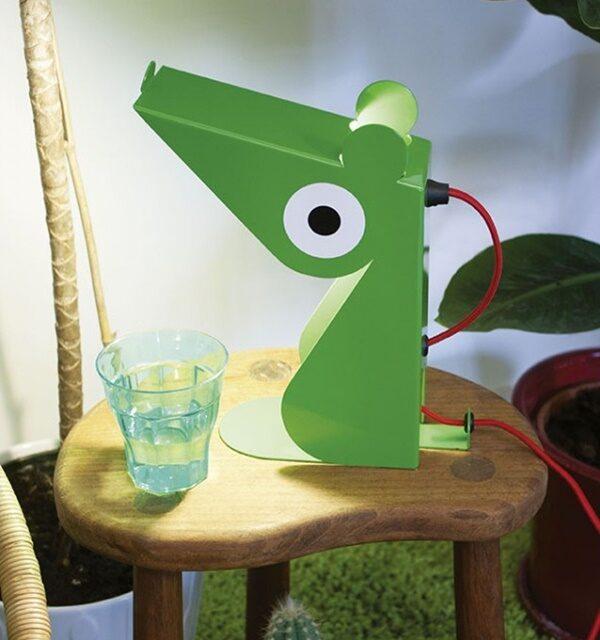 Lámparas divertidas de Bleu Carmin design