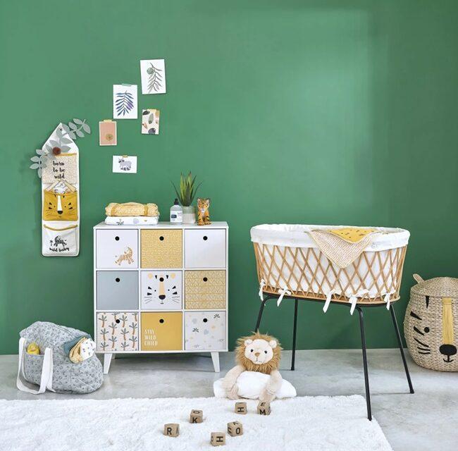 Ideas de almacenaje infantil de Maisons du Monde