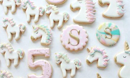 Organiza una fiesta temática de unicornios