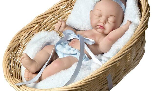 Las muñecas Reborn, las favoritas de las más peques