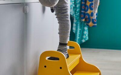 Los muebles de IKEA más Montessori
