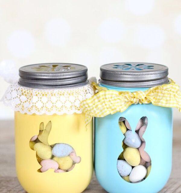 7 manualidades fáciles para hacer en Pascua