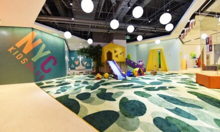 Un centro de actividades infantiles lleno de sorpresas